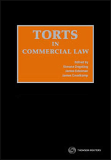 Tort law essay examples